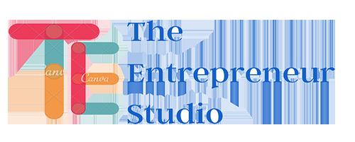 The Entrepreneur Studio text